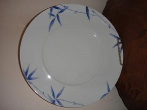 Menard De Noblat Limoges France Regards  Charger Plate 12.5 inch