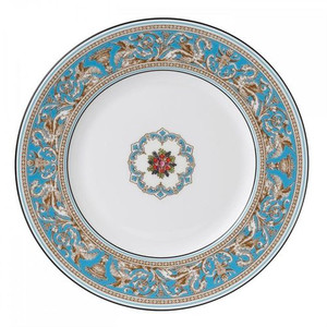Wedgwood Florentine Turquoise Dinner Plate