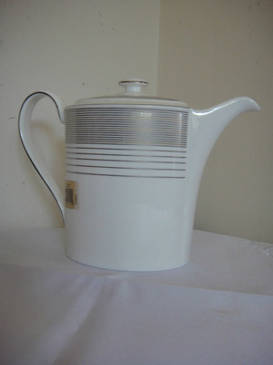 Wedgwood Proposal Coffeepot With Lid