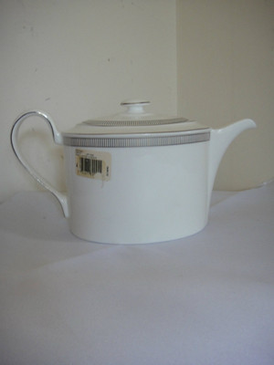 Wedgwood Proposal Teapot With Lid