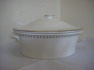 Wedgwood Procession Covered Vegetable Dish