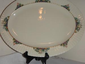 Lenox Rutledge 13 inch Oval Platter