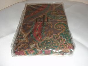 Ralph Lauren Rue Des Artistes Standard Pillowcases Paisley