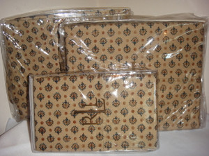Ralph Lauren Northern Cape Foulard King Sheet Set