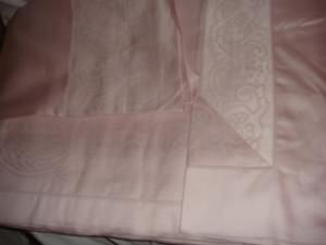 Frette Aix Calliope Bordo Pink Queen Sheet Set FR5190 E2405 New
