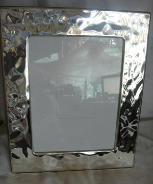 """Rowan Sterling  Silver 8"""" x 10"""" Picture Frame by Reed & Barton"""
