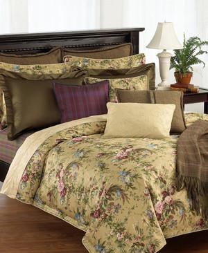 Ralph Lauren Adriana Floral Queen Comforter Set