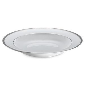 Vera Wang by Wedgwood Vera Lace 9-Inch Rim Soup Bowl