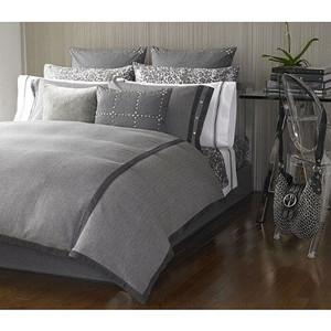 Michael Kors Nob Hill King Comforter  New