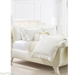 Ralph Lauren Penthouse Suite Coco De Mer Cream King Duvet Cover