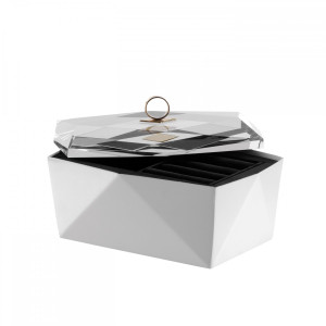 Waterford Glacia Jewelery Box by Jo Sampson