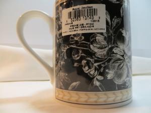 Royal Doulton Provence Dark Noir Mug New