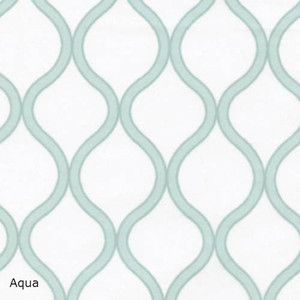 Sferra Andover European Sham Aqua New