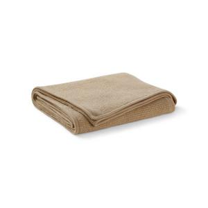 Ralph Lauren Cashmere Piqué Throw Blanket