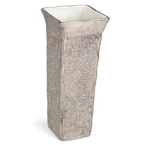 Michael Wainwright Tempio Luna Platinum Square Vase