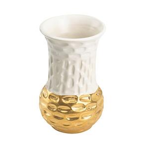 Michael Wainwright Truro Gold Iris Bud Vase