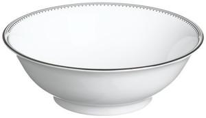 "Vera Wang 7.75"" Grosgrain Noodle Bowl by Wedgwood"