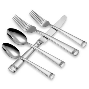 Vera Wang with Love 64-Piece Flatware Place Setting
