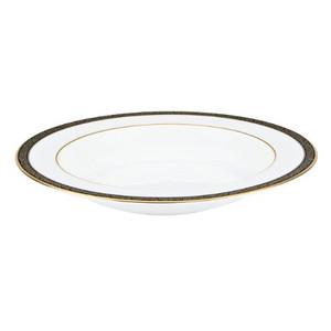 Lenox Marchesa Couture Pasta Rim Soup Bowl, Mandarin