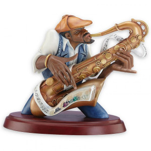 Frank Morrison's Ebony Visions Soul Train Limited Edition Figurine