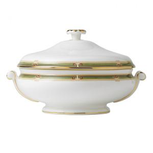 Wedgwood Oberon Covered Vegetable Bowl
