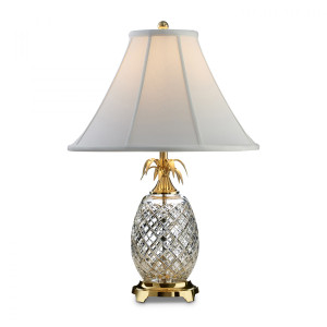 Waterford Hospitality 25in Pineapple Table Lamp