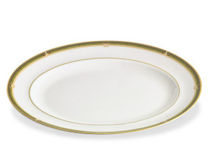 Wedgwood Oberon 13.75in Oval Platter