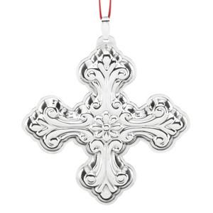 Reed Barton Best of The Season Christmas Cross Ornament 46th Edition