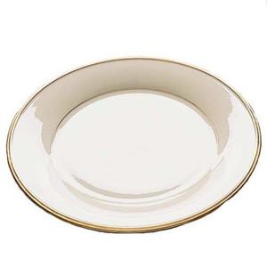 "Eternal Ivory Gold 13"" Oval Platter by Lenox"