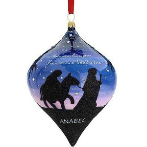 Reed & Barton MD Anderson Christmas Ornament Journey by Annabel