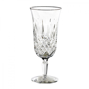 Waterford Kelsey Platinum Iced Beverage Glass Made in Ireland
