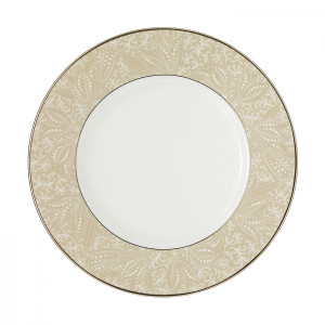 """Waterford Bassano Accent Salad Plate 9"""""""