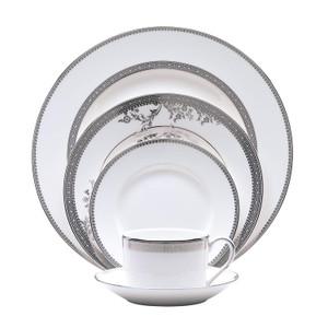 Wedgwood Vera Lace 5pc Dinnerware Set