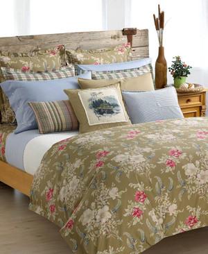 Ralph Lauren Boathouse Floral Twin Duvet Cover Set New