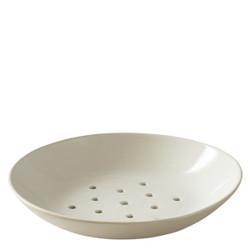Manufacture de Digoin Drainer Plate White