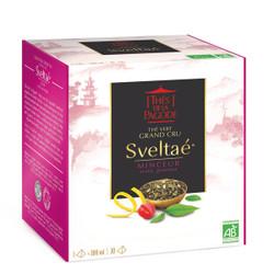 Thes de la Pagode Organic Sveltae Sachets (Diet)