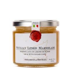Frantoi Cutrera Sicilian Lemon Marmalade