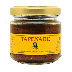 Moulins de la Brague Black Olive Tapenade