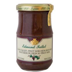 Edmond Fallot Napa Valley Pinot Noir Dijon Mustard