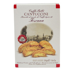 Biscottificio Belli Cantuccini Almond Biscotti in Box
