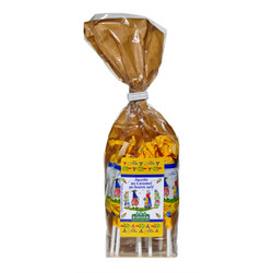 Bonbons Barnier Salted Caramel Lollipops with Quimper Design Small