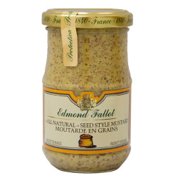 Edmond Fallot Old Fashion Grain Mustard