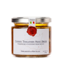 Frantoi Cutrera Dried Cherry Tomatoes in Extra Virgin Olive Oil