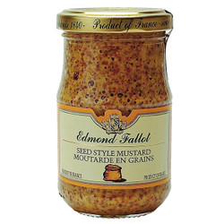 Edmond Fallot Old Fashion Grain Mustard 13oz