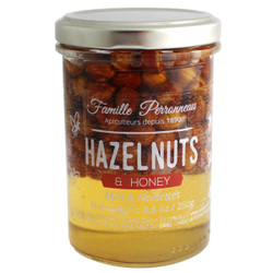 Famille Perronneau Acacia Honey with Hazelnuts