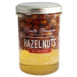 Famille Perronneau Acacia Honey with Hazelnuts