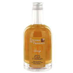 Quai Sud Orange Blossom Flowers Syrup