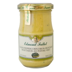 Edmond Fallot Green Peppercorn Mustard