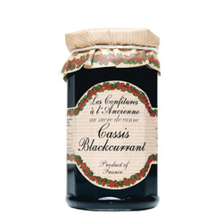 Les Confitures a l'Ancienne Blackcurrant Jam