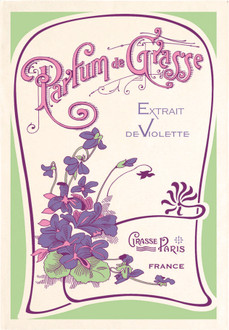 Torchons & Bouchons Tea Towel Parfum de Grasse